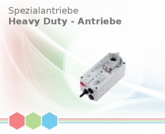 Heavy Duty - Antriebe